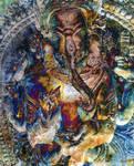 Ganesh Vision by crypticfragments