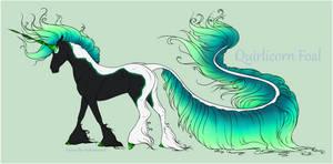 1368 Foal Design - Quirlicorn by ANIMALGIRL1869