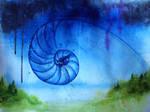 Nature's Spiral by Delta-Hexagon