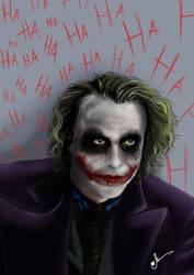 The Joker by alineumann