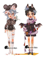 ADOPTS +CLOSED+ by mostlyniceAdopts