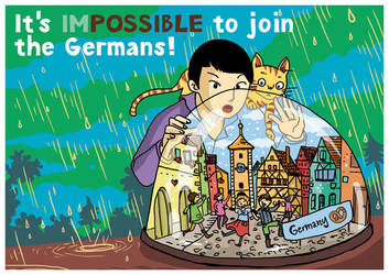 Join the Germans by VenusKaio