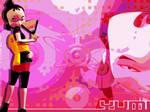 Code Lyoko Yumi by Aelita-Ichigo