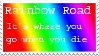 :.STAMP::Rainbow Road 1.: by LordOfPastries