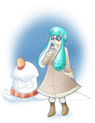 Snow for Squids. by Octoneet