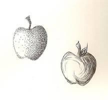 Apple Study by Tartango
