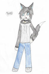 Trey | Commission for TheProfessionalBajao by NyanToDaMax145