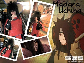 Madara Uchiha cosplay by shinigami8801