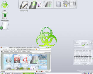 March '06 - Windows by BioHaZaRDiNC