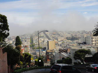 Lombard View of City by mialuvx3
