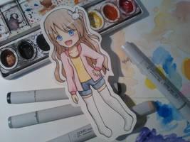 Art trade~ by Yukieru