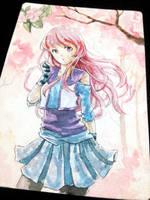 [ Commission ] As the seasons change by Yukieru
