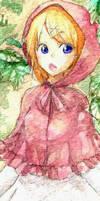 Red Riding hood by Yukieru