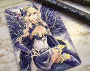 [ Commission ] Alya by Yukieru