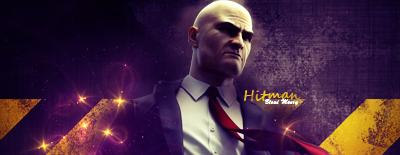 Hitman by Grycio
