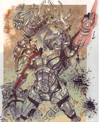Shep marker rendering by satablank