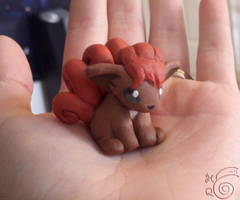 Vulpix Figurine by TheHarley