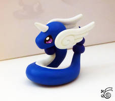 Chibi Dragonair Figurine by TheHarley
