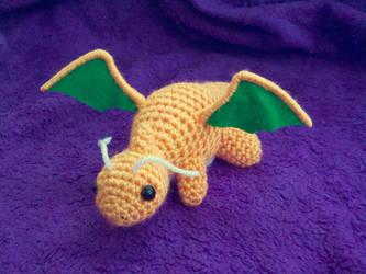Dragonite Teenie Beanie by TheHarley