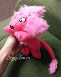 Steven's Lion Plush Beanie by TheHarley