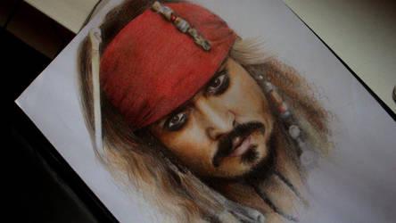 Johnny Depp by Blue-birch-insight
