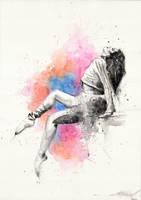 Ballerina new by Blue-birch-insight