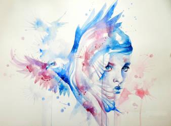 Broken heart is blind... by Blue-birch-insight