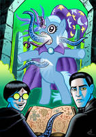 Pony Magic by curtsibling