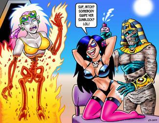 Super Summer Skanks by curtsibling