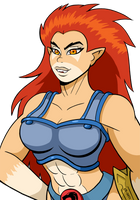 Princess of Thundera by curtsibling
