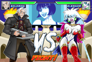 Ultimate Death Match VII by curtsibling