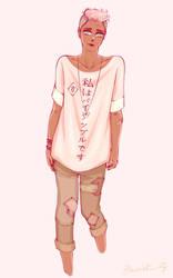 Pink boy [RQ] by hazard-king
