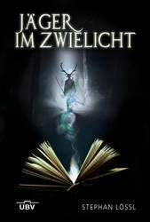 Jaeger im Zwielicht - Cover for short novel by tomorgel