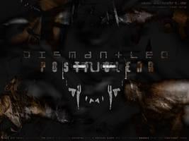 Dismantled - PostNuclear by JirkoArt