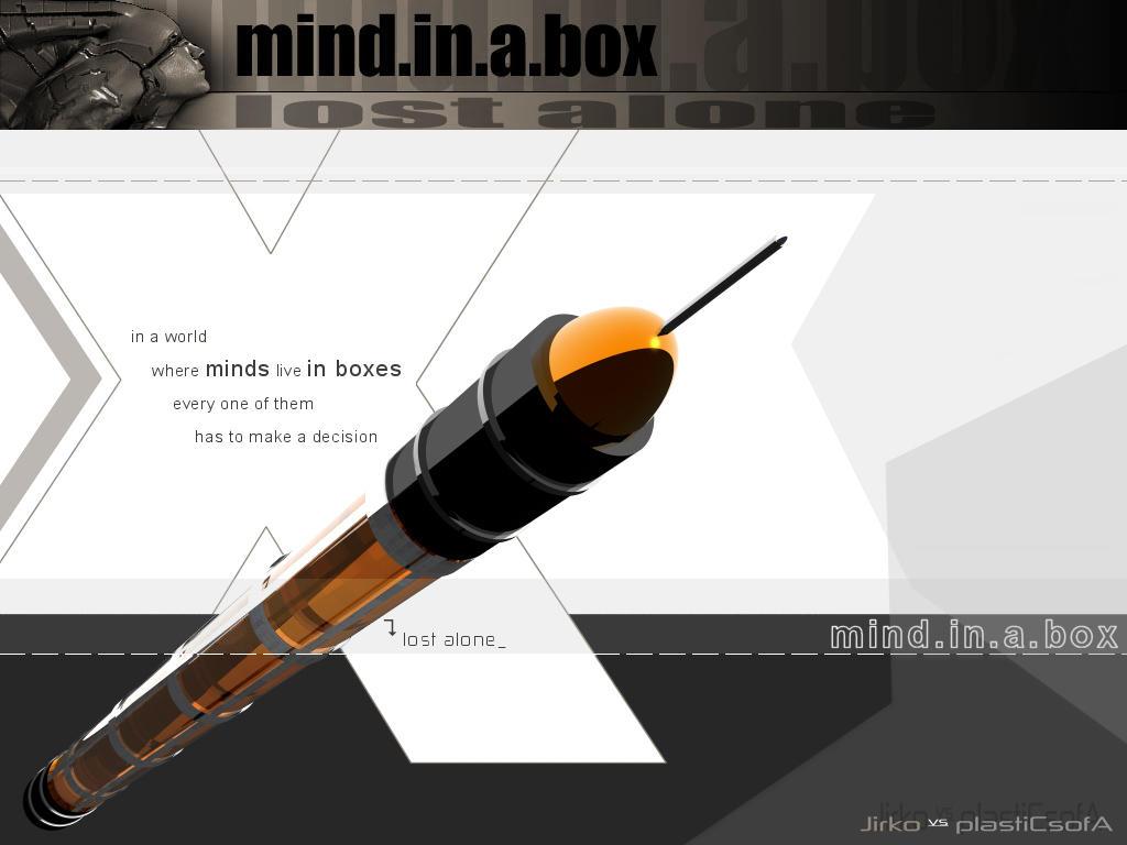 Mind.In.A.Box by JirkoArt