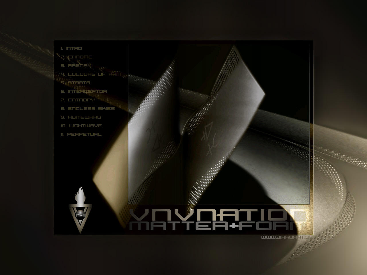 VNV Nation - Matter + Form by JirkoArt