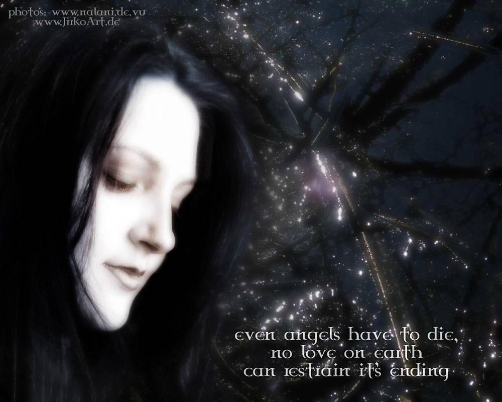 Dark Angels Cry by JirkoArt