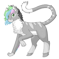 Cutie Pony by destructoPop