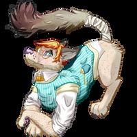 AF Hawty Nicholas by destructoPop