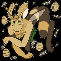 AF The Honey Bunny by destructoPop