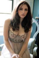 Carlotta in lavender 02 by DR0ck