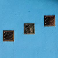Blue Three by fotominimalist