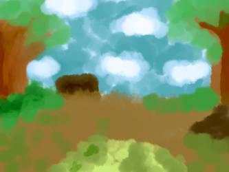 Watercolour by Acornflash