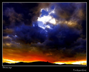 Divine sign by kos5tas