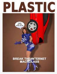 MacroLass #BreakTheInternet Kim K Parody by MacroLass