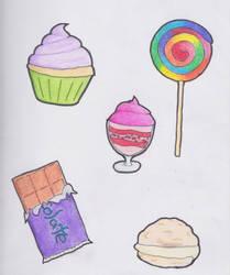 Sweets by ShadowWip