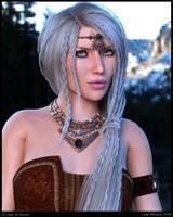 A Lady of Skyrim by Lady-Morana