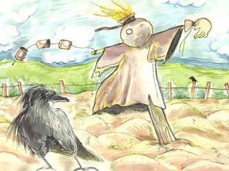 scarecrow by alexiacortez