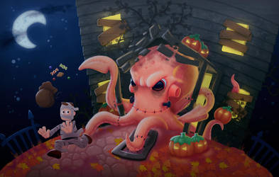 Halloween by LiToKi