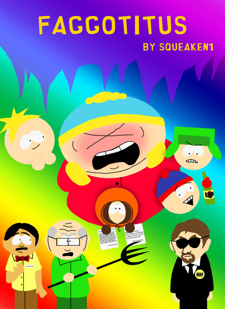 Faggotitus Poster by squeaken1